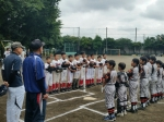 2018.6.17【レギュラー】vs小鳩野球部(若草小) プレミアムサマーリーグ2018